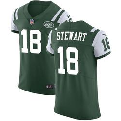 Elite Men's ArDarius Stewart New York Jets Nike Team Color Vapor Untouchable Jersey - Green