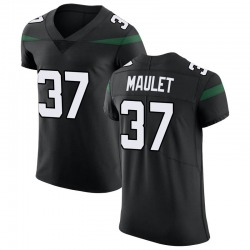 Elite Men's Arthur Maulet New York Jets Nike Vapor Untouchable Jersey - Stealth Black