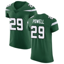 Elite Men's Bilal Powell New York Jets Nike Vapor Untouchable Jersey - Gotham Green