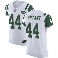 Elite Men's Brandon Bryant New York Jets Nike Vapor Untouchable Jersey - White