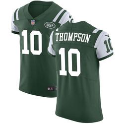 Elite Men's Deonte Thompson New York Jets Nike Team Color Vapor Untouchable Jersey - Green