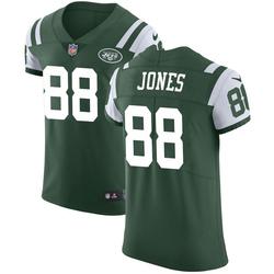 Elite Men's J.J. Jones New York Jets Nike Team Color Vapor Untouchable Jersey - Green