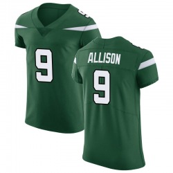 Elite Men's Jeff Allison New York Jets Nike Vapor Untouchable Jersey - Gotham Green