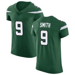 Elite Men's Jeff Smith New York Jets Nike Vapor Untouchable Jersey - Gotham Green