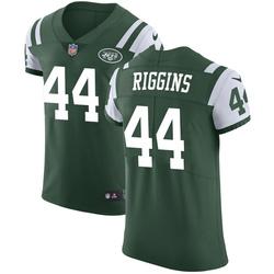 Elite Men's John Riggins New York Jets Nike Team Color Vapor Untouchable Jersey - Green