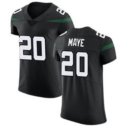 Elite Men's Marcus Maye New York Jets Nike Vapor Untouchable Jersey - Stealth Black