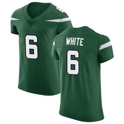 Elite Men's Tim White New York Jets Nike Vapor Untouchable Jersey - Gotham Green