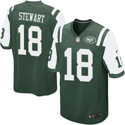 Game Men's ArDarius Stewart New York Jets Nike Team Color Jersey - Green