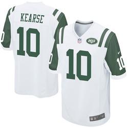 Game Men's Jermaine Kearse New York Jets Nike Jersey - White