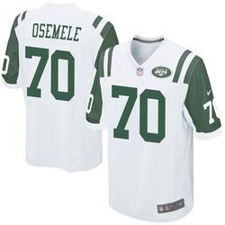 Game Men's Kelechi Osemele New York Jets Nike Jersey - White