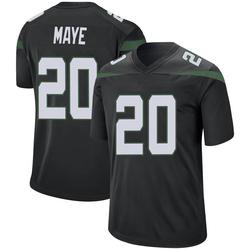 Game Men's Marcus Maye New York Jets Nike Jersey - Stealth Black