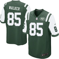 Game Men's Wesley Walker New York Jets Nike Team Color Jersey - Green