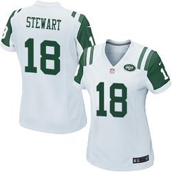 Game Women's ArDarius Stewart New York Jets Nike Jersey - White