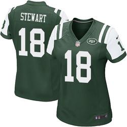 Game Women's ArDarius Stewart New York Jets Nike Team Color Jersey - Green