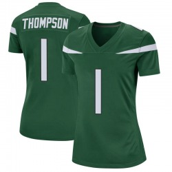 Game Women's Deonte Thompson New York Jets Nike Jersey - Gotham Green
