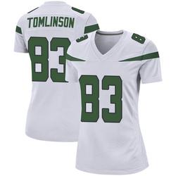 Game Women's Eric Tomlinson New York Jets Nike Jersey - Spotlight White