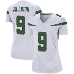 Game Women's Jeff Allison New York Jets Nike Jersey - Spotlight White