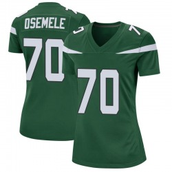 Game Women's Kelechi Osemele New York Jets Nike Jersey - Gotham Green