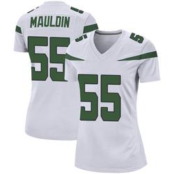 Game Women's Lorenzo Mauldin New York Jets Nike Jersey - Spotlight White