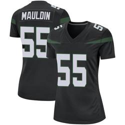 Game Women's Lorenzo Mauldin New York Jets Nike Jersey - Stealth Black
