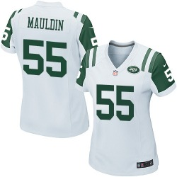 Game Women's Lorenzo Mauldin New York Jets Nike Jersey - White