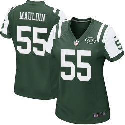 Game Women's Lorenzo Mauldin New York Jets Nike Team Color Jersey - Green