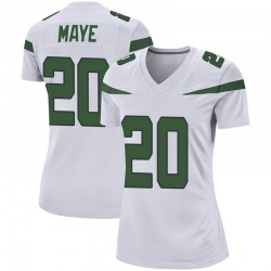 Game Women's Marcus Maye New York Jets Nike Jersey - Spotlight White