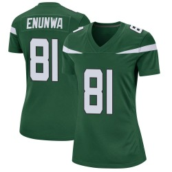 Game Women's Quincy Enunwa New York Jets Nike Jersey - Gotham Green