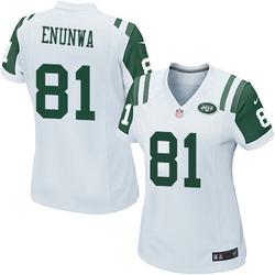 Game Women's Quincy Enunwa New York Jets Nike Jersey - White