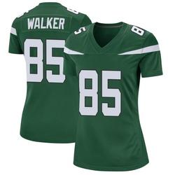 Game Women's Wesley Walker New York Jets Nike Jersey - Gotham Green