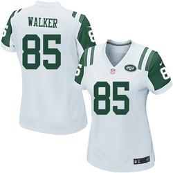 Game Women's Wesley Walker New York Jets Nike Jersey - White