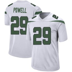Game Youth Bilal Powell New York Jets Nike Jersey - Spotlight White