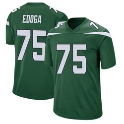 Game Youth Chuma Edoga New York Jets Nike Jersey - Gotham Green