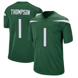 Game Youth Deonte Thompson New York Jets Nike Jersey - Gotham Green