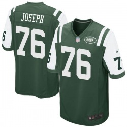 Game Youth Dieugot Joseph New York Jets Nike Team Color Jersey - Green