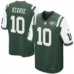 Game Youth Jermaine Kearse New York Jets Nike Team Color Jersey - Green