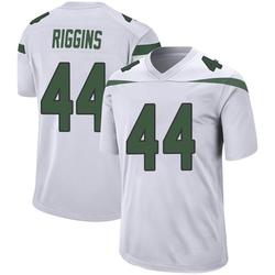 Game Youth John Riggins New York Jets Nike Jersey - Spotlight White