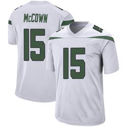 Game Youth Josh McCown New York Jets Nike Jersey - Spotlight White