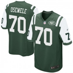 Game Youth Kelechi Osemele New York Jets Nike Team Color Jersey - Green
