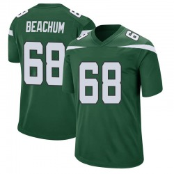 Game Youth Kelvin Beachum New York Jets Nike Jersey - Gotham Green