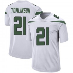 Game Youth LaDainian Tomlinson New York Jets Nike Jersey - Spotlight White