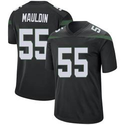 Game Youth Lorenzo Mauldin New York Jets Nike Jersey - Stealth Black