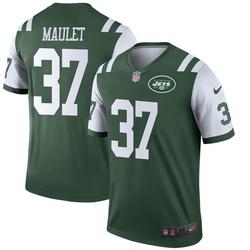 Legend Men's Arthur Maulet New York Jets Nike Jersey - Green