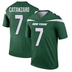 Legend Men's Chandler Catanzaro New York Jets Nike Player Jersey - Gotham Green