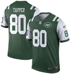 Legend Men's Charles Tapper New York Jets Nike Jersey - Green
