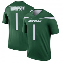 Legend Men's Deonte Thompson New York Jets Nike Player Jersey - Gotham Green