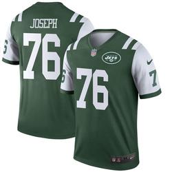 Legend Men's Dieugot Joseph New York Jets Nike Jersey - Green
