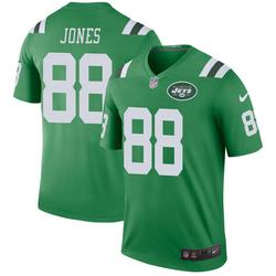 Legend Men's J.J. Jones New York Jets Nike Color Rush Jersey - Green