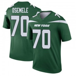 Legend Men's Kelechi Osemele New York Jets Nike Player Jersey - Gotham Green