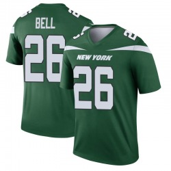 Legend Men's Le'Veon Bell New York Jets Nike Player Jersey - Gotham Green
